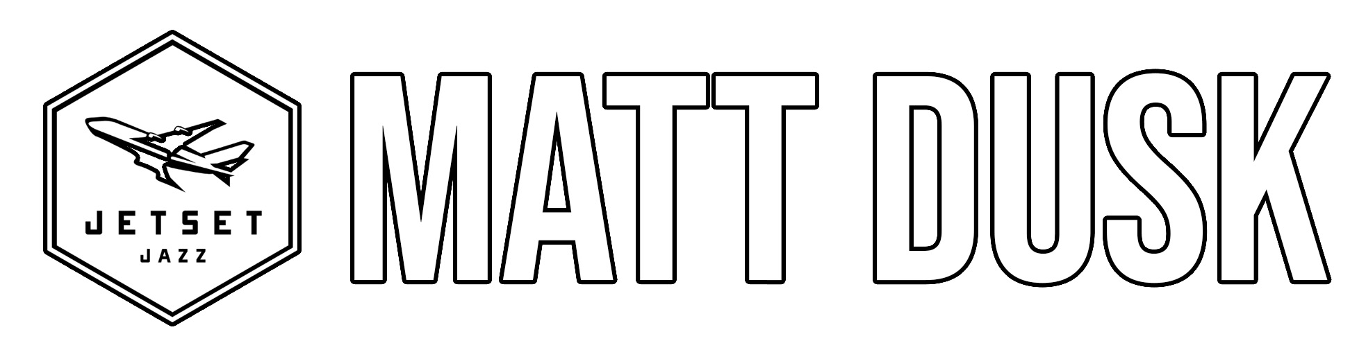 The Official Website of Jazz Singer Matt Dusk Logo